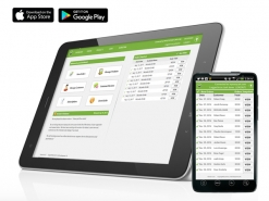 tablet & phone